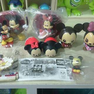 日本 迪士尼 米奇米妮套餐 全部$450