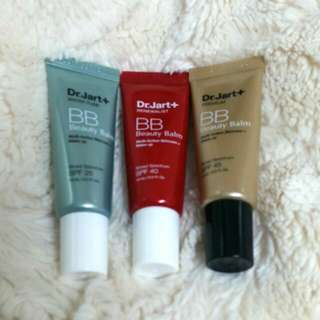 Dr. Jart+ BB Cream Trio
