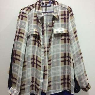 🆕 Mango Suit Top