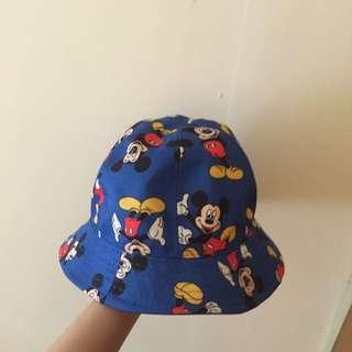米奇漁夫帽
