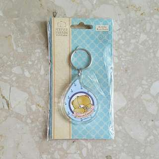 Forever Friends Keychain