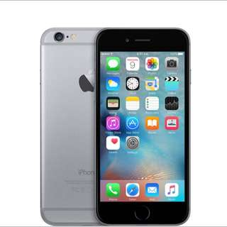 Space Grey 16GB IPhone 6 **MINT**