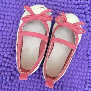 Preloved Pumpkin Patch Baby Girl Shoes