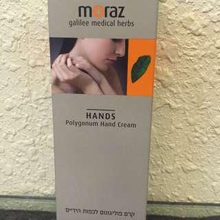 (缺貨)茉娜姿(MORAZ)hands polygonum hand cream
