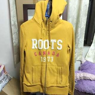 Roots 鋪毛外套