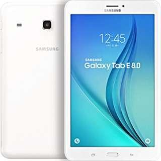 全新 Samsung Galaxy Tab E 8.0 (含運)