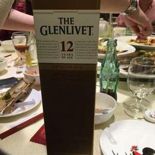 The glenlivet 12 年
