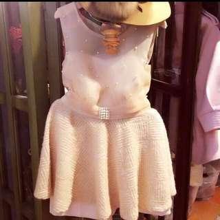 唯美連身褲裙