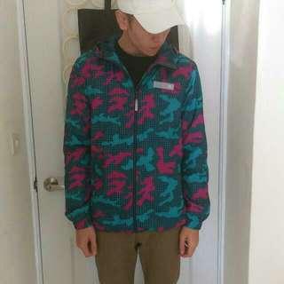 ⬇降價-Adidas 迷彩風衣外套