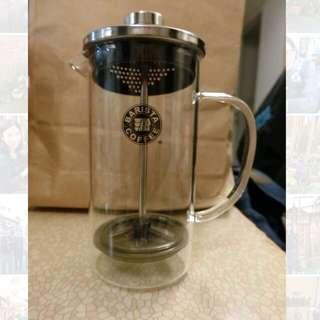 Barista Coffee 法蘭西濾壓壺