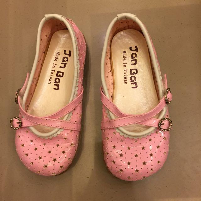 新/女童娃娃鞋