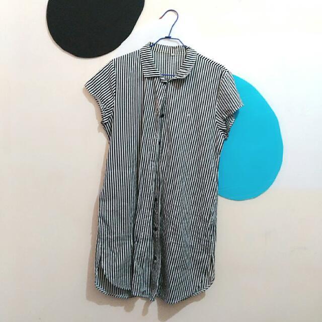 直紋/星星/骷髏短袖襯衫