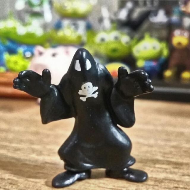 迪士尼出奇蛋 萬聖節版 黑魔鬼