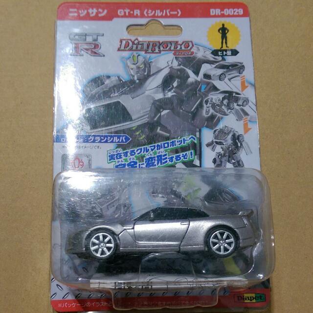 變形金剛 Nissan Gtr 日本限定