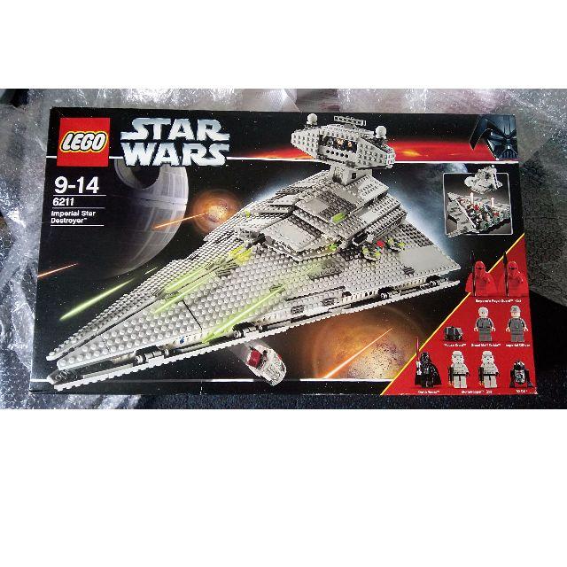 Lego imperial star destroyer 6211