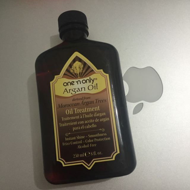 Brand New Argan Oil