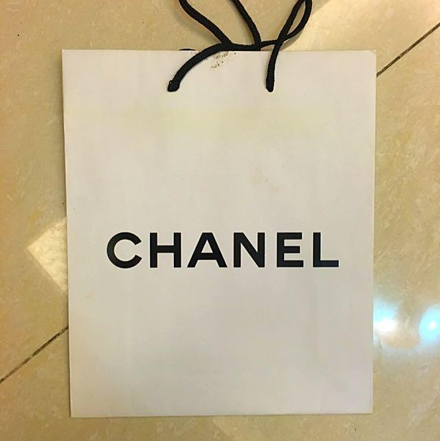 Chanel A4大小袋子