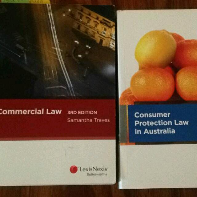COMMERCIAL LAW TEXTBOOKS!!!