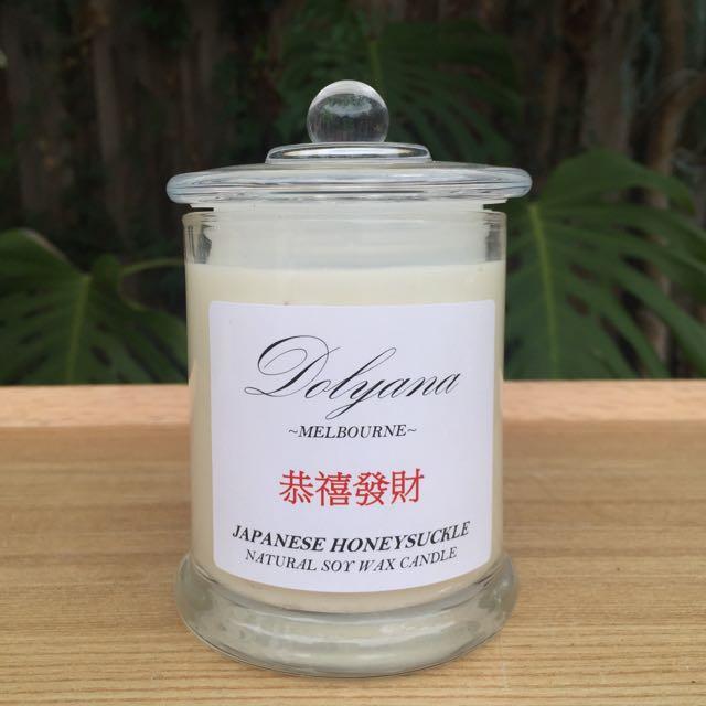 Dolyana Soy Candles - Chinese New Year