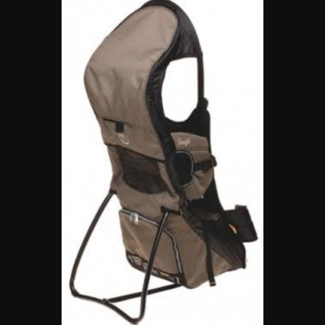 Like New Evenflo Snugli Cross Country Baby Carrier