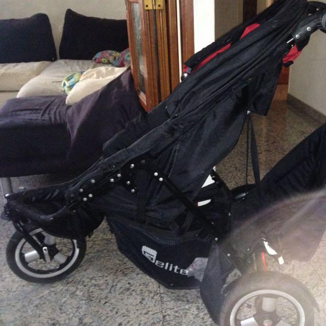 Gelite Double Stroller