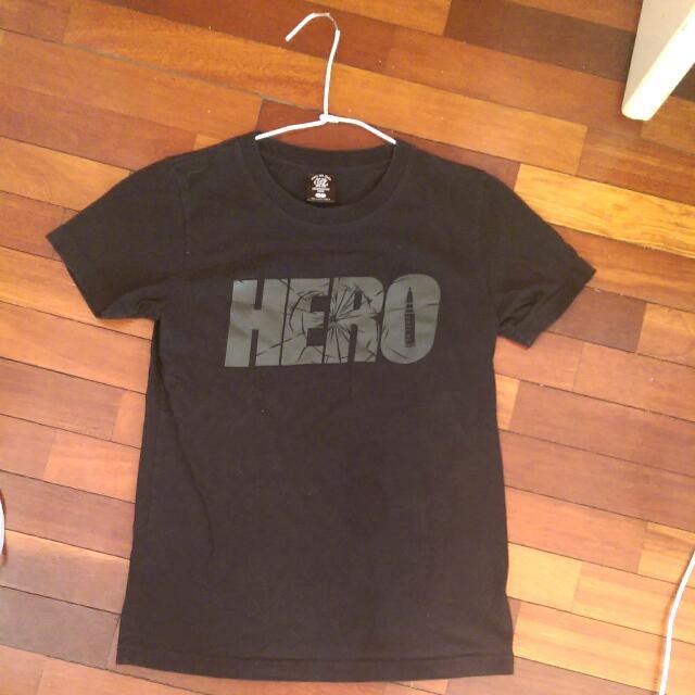 Hero Or Zero 黑色上衣   保留中