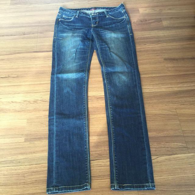 Levi's Slim牛仔褲
