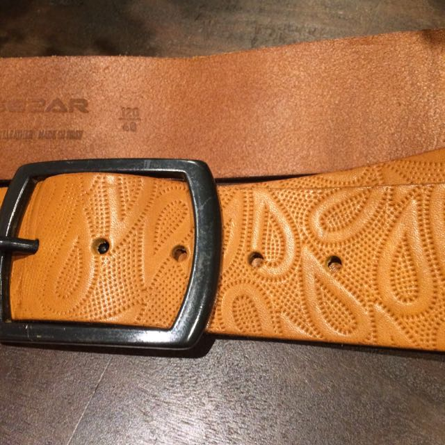 Made In Italy Belt