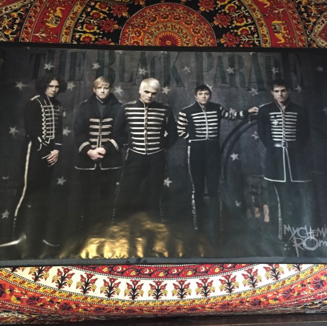 My Chemical Romance A1 Poster