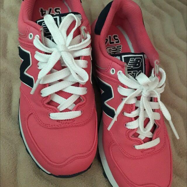 全新正品New Blance NB574熱賣復古女鞋