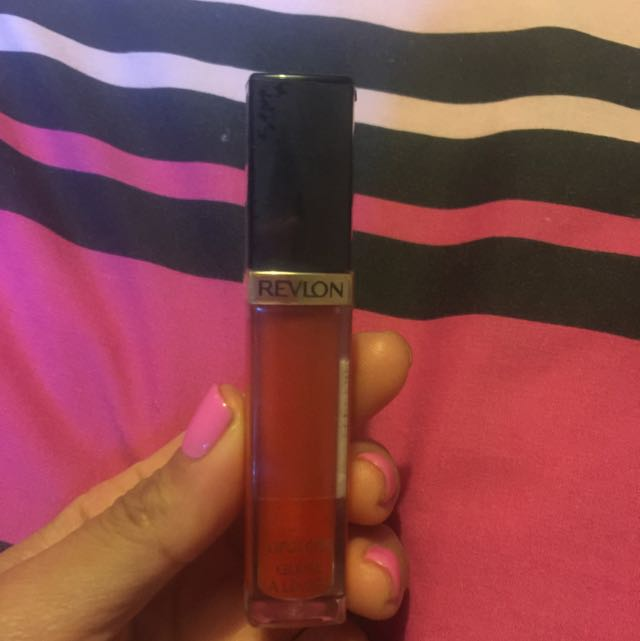 New Revlon Lip Gloss