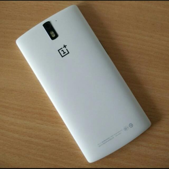 (Reserved To M1k3yw4y) Pre-loved Oneplus One 64gb