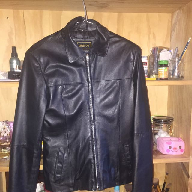 Siricco Real Leather jacket