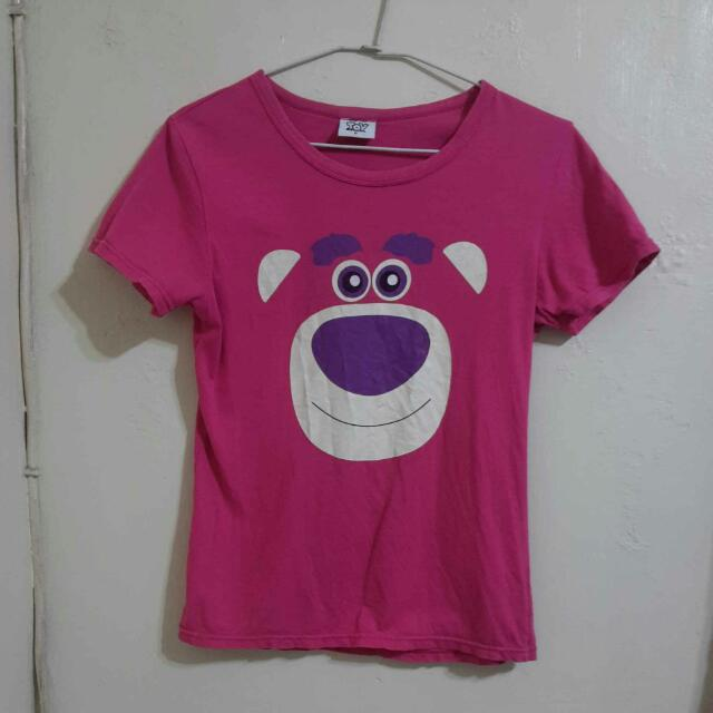 迪士尼熊抱哥T恤