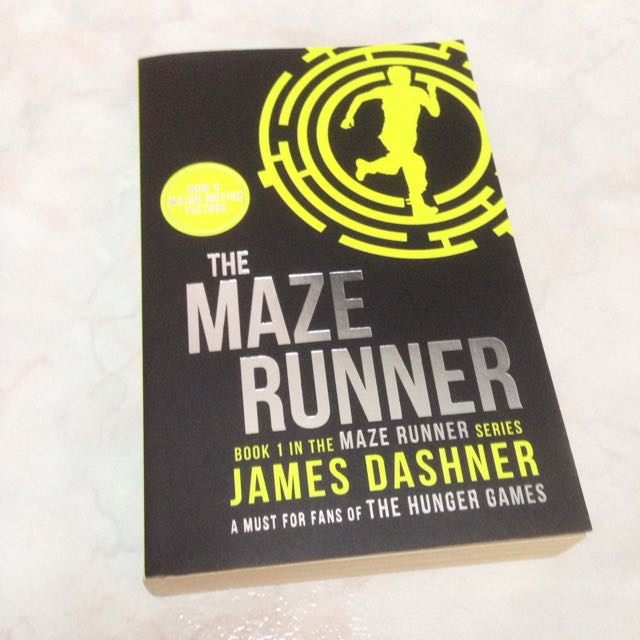 the maze runner 🍃