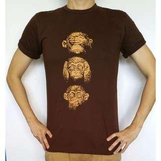 Three Wise Monkeys T shirt #Dirty30