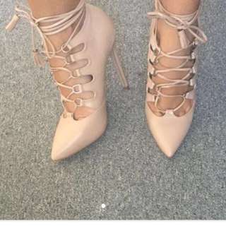 REDUCED!!!!!! Tony Bianco Heels Size 9.5 BEST FIT A 9!