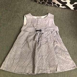 法國品牌 Cyrillus 小女生 9M洋裝