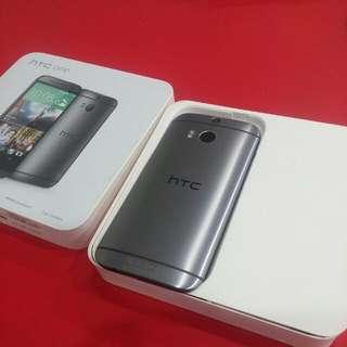 限時降價HTC M8 16G 外觀9.9成新機 2/19未售出將下架