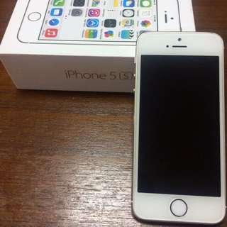 I Phone 5s 32G