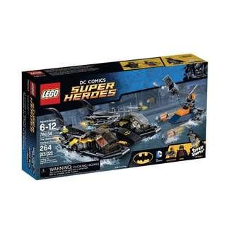 Lego 76034 Super Heroes 76034  The batboat Harbour Pursuit