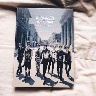 Preloved Destiny - INFINITE 2nd Single Album