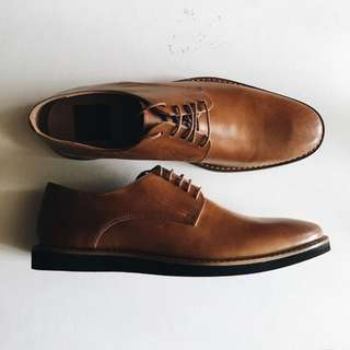 ASOS Derby Leather Shoes