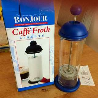 Bonjour 法式奶泡器