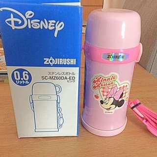 象印迪士尼不銹鋼保溫/保冷瓶