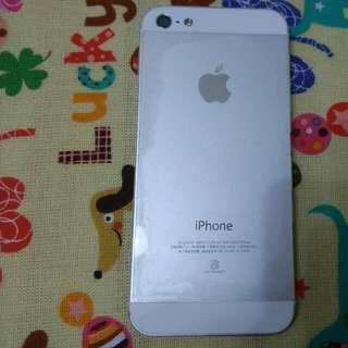 【Apple】iPhone 5( Malfunction )零件機