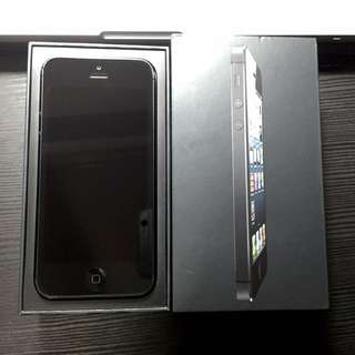 IPhone 5 黑 16G