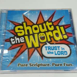 Music CD.  Christian Songs.