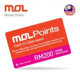 Mol Points Rm220