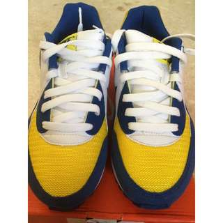 """Nike Air Light """"Academy Blue Pack 2007 release"""" (US Size 7 Men's)"""